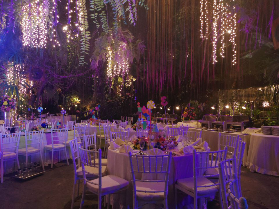 Marriott hotel manila garden wedding